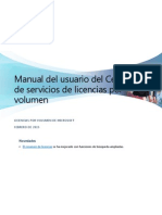 VLSC User Guide Spanish