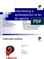 Agency Report