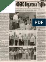 Satélite 04-03-13 Directivos de ODEBO llegaron a Trujillo