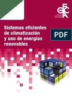 Sistemas Eficientes de Climatizacion y Uso de Energias Renovables Fenercom 2011