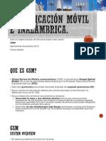 Presentacion6 - Inalambrica - GSM