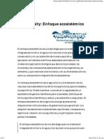 Biodiversity_ Enfoque Ecosistémico