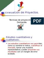 Tecnica sEvaluacion de Proyectos