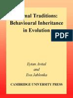 Animal Traditions.pdf