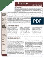 acrylamide cgp fact sheet