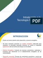 Introducción a La Tecnología Energética