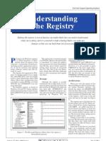 Understanding windows registry