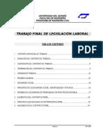 Trabajo Final de Legislacion Laboral