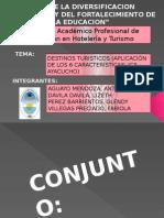 Presentar - Ica, Ayacucho
