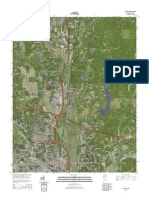 Tupelo Geological map