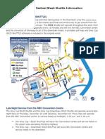 General Winnipeg Transit Information