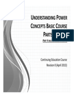 Understanding Power Basic Concepts Part 1