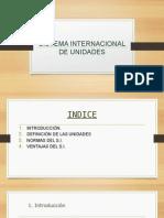Sistema Internacional de Unidades (1)