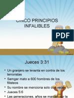 Cinco Principios Infalibles