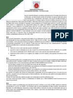 Confiabilidade Industrial - Lista 2 - V2