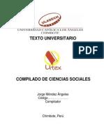Texto Ciencia Social