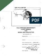 Schweizer 300C RFM