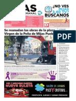 Mijas Semanal Nº662 Del 27 de noviembre al 3 de diciembre de 2015