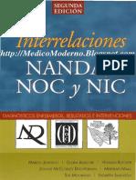 Interrelaciones NANDA-NIC-NOC 2da Ed.