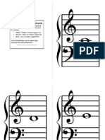 Jumbo Note-Naming Flashcards