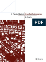 A Practical Guide to Brownfield Redevelopment in Ontario (PDF)