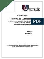 Caratula Historia Ucsp