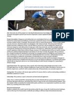 phd scholarship advert - macreadie - the future of coastal wetlands under rising sea levels