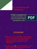 Yersinia, Francisella Dan Pasteurella
