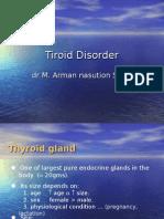 Tiroid Disorder (1)