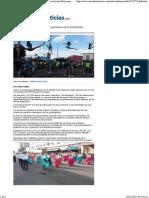 16-11-15 Disfrutan miles desfile del 105 aniversario de la Revolución Mexicana