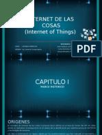 Internet de Las Cosas para el siglo XXI