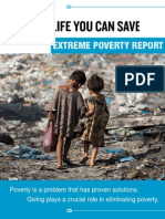 Extreme Poverty Report - General