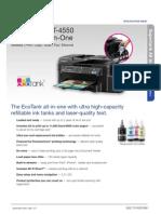 Brochure Et4550