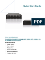 Router Cisco SLM224G