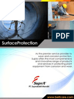 Supra Surface Protections