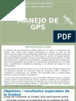 Manejo de Gps y Uso de Cartografia Basica