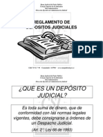 DEPOSITOS JUDICIALES EN COLOMBIA- ACUERDO. CONCEPTO Y MAS POR SABER