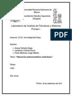 Practica Potenciometrica de Ac. Citrico