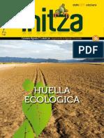 HUella ecológica  Revista ihitza