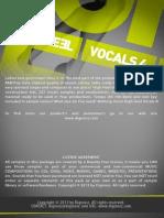 Diginoiz - High Heel Vocals 4 Info License
