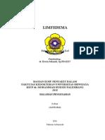 Cover Limfedema