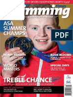 Swimming Times October 2015