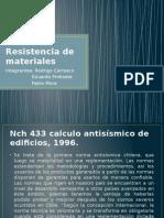 Resistencia de Materiales DISERTACION (3) CON FOTOS