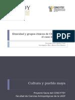 Etnicidad y Grupos Étnicos de Chichén Itzá