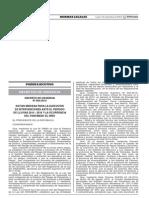 D. U. Nº 004-2015