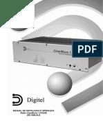 Manual Rádio Digitel Clear Wave