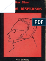 STIRNER, M. Textos Dispersos