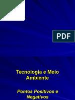 Tecnologia e Meio Ambiente.ppt