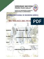 Monografia Tecnologia Del Petroleo
