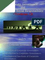 Corporate Governance & CSR!